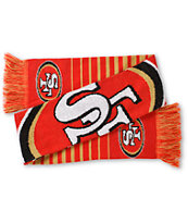 NFL Forever Collectibles 49ers Big Logo Scarf