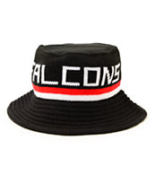 NFL Mitchell and Ness Falcons Knit Bucket Hat