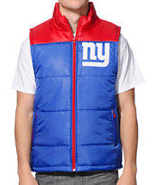 NFL Mitchell and Ness Giants Blue Vest