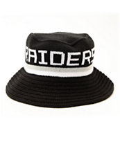 NFL Mitchell and Ness Raiders Knit Bucket Hat