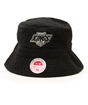 NHL Mitchell and Ness Kings Bucket Hat