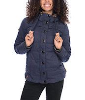 Naketano Breakfast Club II Blue Jacket