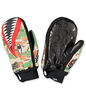 Neff Airbone Character Snowboard Mittens