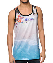 Neff Beachy Sublimated Tank Top