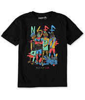 Neff Boys Bad Crew T-Shirt