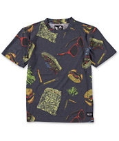 Neff Boys Hamburger T-Shirt
