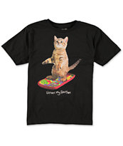 Neff Boys Hover Kitty Tee Shirt