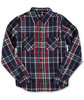 Neff Boys Klameki Flannel Shirt
