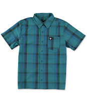 Neff Boys Lumber Hack Button Up Shirt