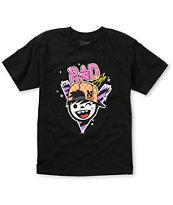 Neff Boys Rad Style Black T-Shirt