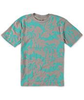 Neff Boys Shorky Grey T-Shirt