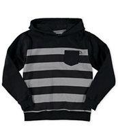 Neff Boys Stripey Pocket Hoodie