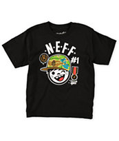 Neff Boys Style Division Black T-Shirt