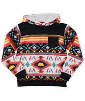 Neff Boys Taco Navajo Pocket Hoodie