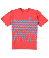 Neff Boys Ziggy Tee Shirt