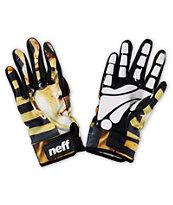 Neff Chameleon Pharaoh Pipe Snowboard Gloves