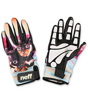 Neff Chameleon Puppy 2014 Pipe Snowboard Gloves