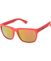 Neff Chip Red Soft Touch Sunglasses