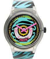 Neff Clear Eyeball Analog Watch