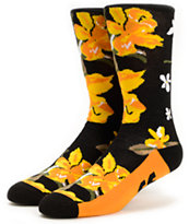 Neff Commando Black Crew Socks