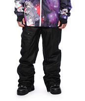 Neff Daily 2 Black 10K Snowboard Pants