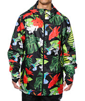 Neff Daily 2 Floral 10K Snowboard Jacket