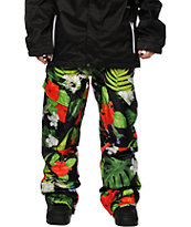 Neff Daily 2 Floral 10K Snowboard Pants