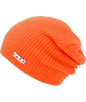 Neff Daily Neon Coral Beanie