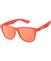 Neff Daily Red Soft Touch Sunglasses