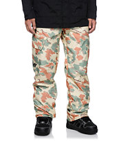 Neff Daily Riding Camo 10K 2014 Snowboard Pants