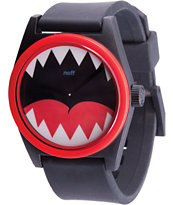 Neff Daily Sharkatak Black Analog Watch