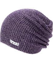 Neff Daily Sparkle Purple Beanie