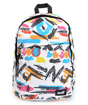 Neff Daily Wild Indie Multicolor Backpack