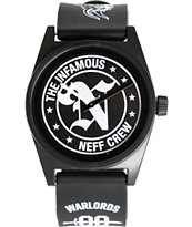 Neff Daily Wild Warlord Analog Watch