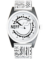 Neff Daily Wild Zig Analog Watch