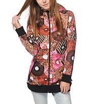 Neff Donut Shred Tech Fleece Jacket