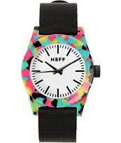 Neff Estate Wild Analog Watch