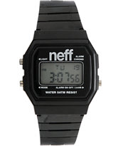 Neff Flava Black Digital Watch