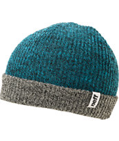 Neff Fold Black & Blue Reversible Beanie
