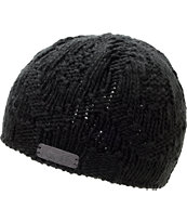 Neff Girls Mellow Black Beanie