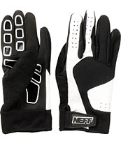 Neff Golfer Black & White 2013 Pipe Snowboard Gloves