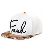 Neff Ill Lazer Snapback Hat
