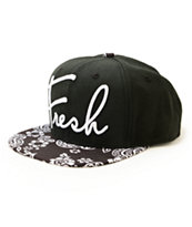 Neff Ill Paisley Snapback Hat