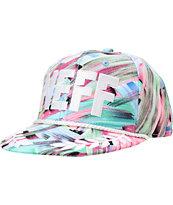 Neff Jefe Teal Snapback Hat