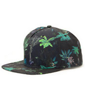 Neff Jungle Book Black Snapback Hat