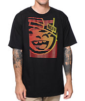 Neff Kenni Tone Black Tee Shirt