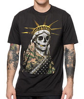 Neff Lady Liberty Tee Shirt