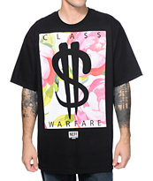 Neff Money Black Tee Shirt