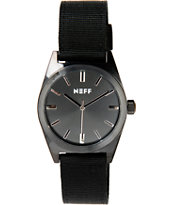 Neff Nightly Black Analog Watch