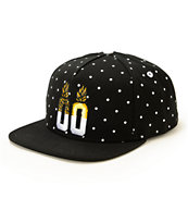 Neff Pineapple Volt Dot Snapback Hat